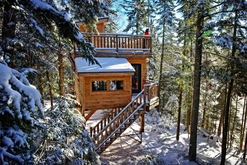 Airbnb | Les Refuges Perches