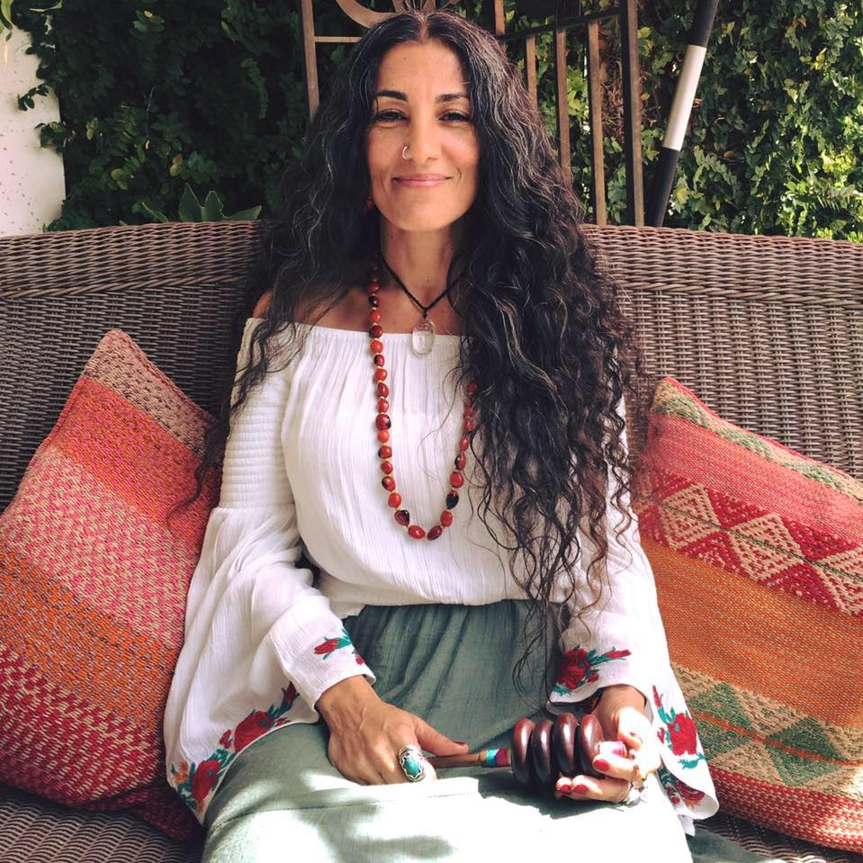 MEET MY REIKI MASTER - Luz Duque, is an Energy Healer, Interfaith Minister, Crystal Therapist, Reiki Teacher, Medicine Woman, Moon Dancer, Ceremonial Singer and Artisan. I have known her pretty much my entire life and the universe made her my spiritual guide and teacher. Her love for humanity, Mother Earth and unity amongst all living beings is what drives her every step in life. I do hope you all get to meet her one day.