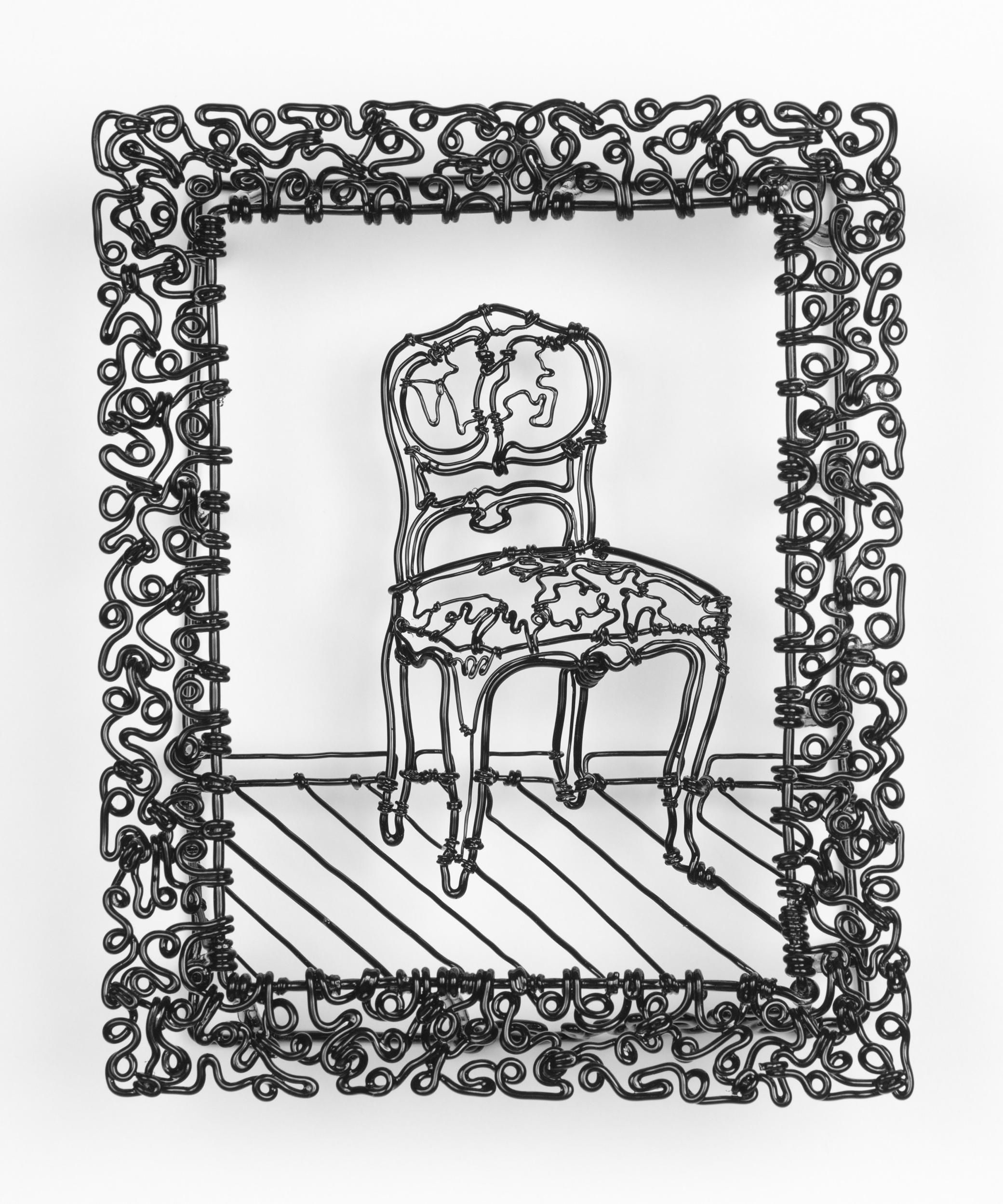 Fancy Chair Portrait