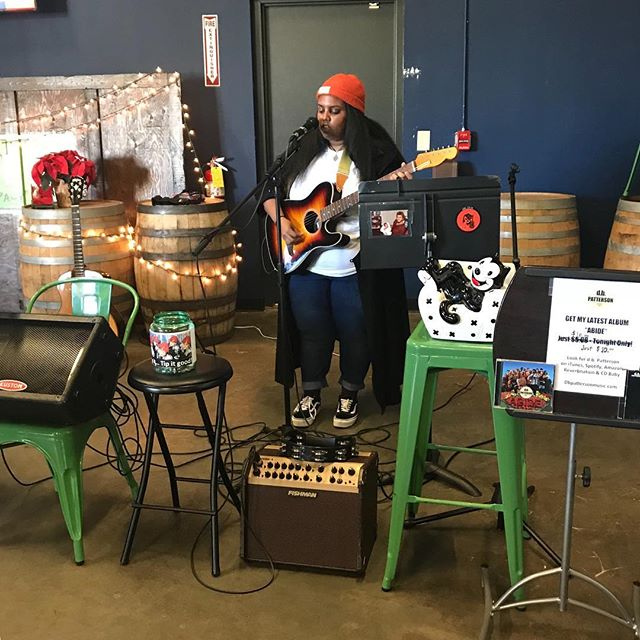 I was stressed about my voice for last 2 weeks but it eventually came back. 🙃 And yesterday was really fun! Thank you to @purrnationcats and @drycountybrewco for having me! Thank you @jasonvonstein for asking me and setting the whole thing up! I met some awesome people! . . . #singersongwriter #musicians #songoftheyear #indie #indiemusic #indieartist #independent #music #singer #originalsong #atlanta #atlmusic #atlartist #atlmusicians #nashvilleartist #nashvillesounds #nashvillemusic #nashville #bodypositivity #applemusic #spotify #itunes #tidal  #ethiopian #habesha #atlantamusic #atlantamusicscene