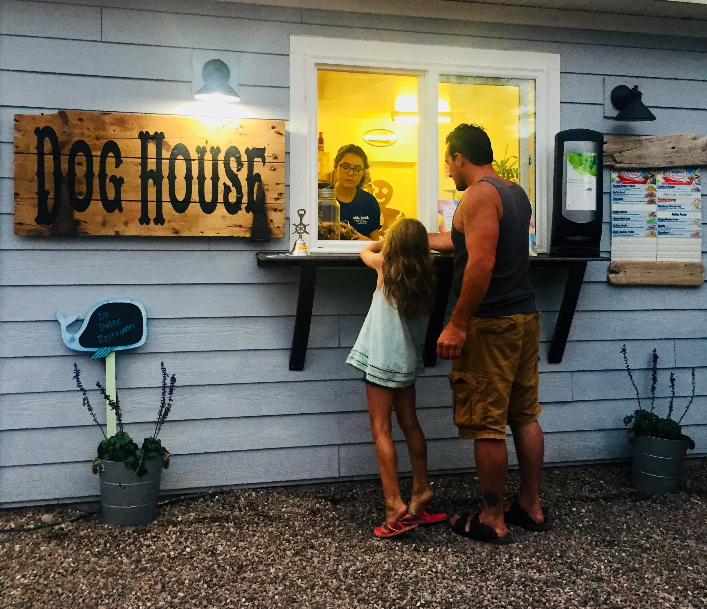 dog house ice cream