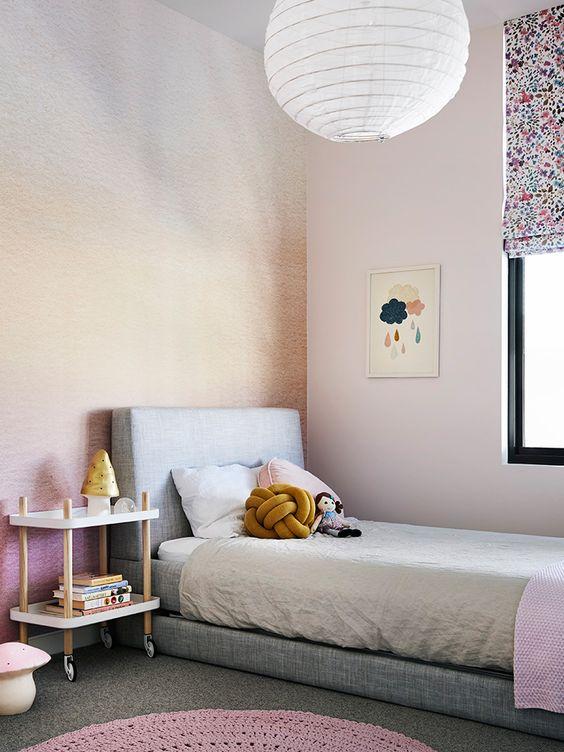 Pretty in Pink.Design Lauren Li,  Sisalla Interior Design