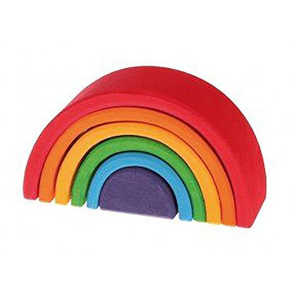 3. Rainbow tunnel