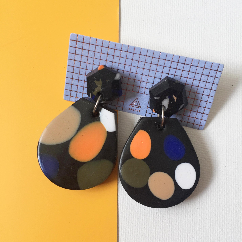 3. Spot earring
