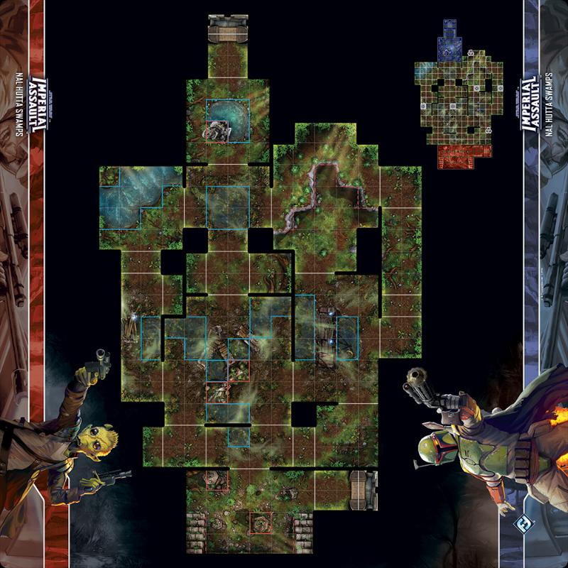 Ranger Map, but no Ranger picture.