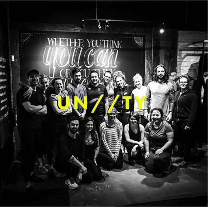 / / January 26, 2017  - Mindful Movement at The Local – every Thursday morning meditation + MetCon workout kicked off at the beginning of 2017; This class combines mindfulness meditation & visualization with a metabolic workout (like MetCon, HIIT).