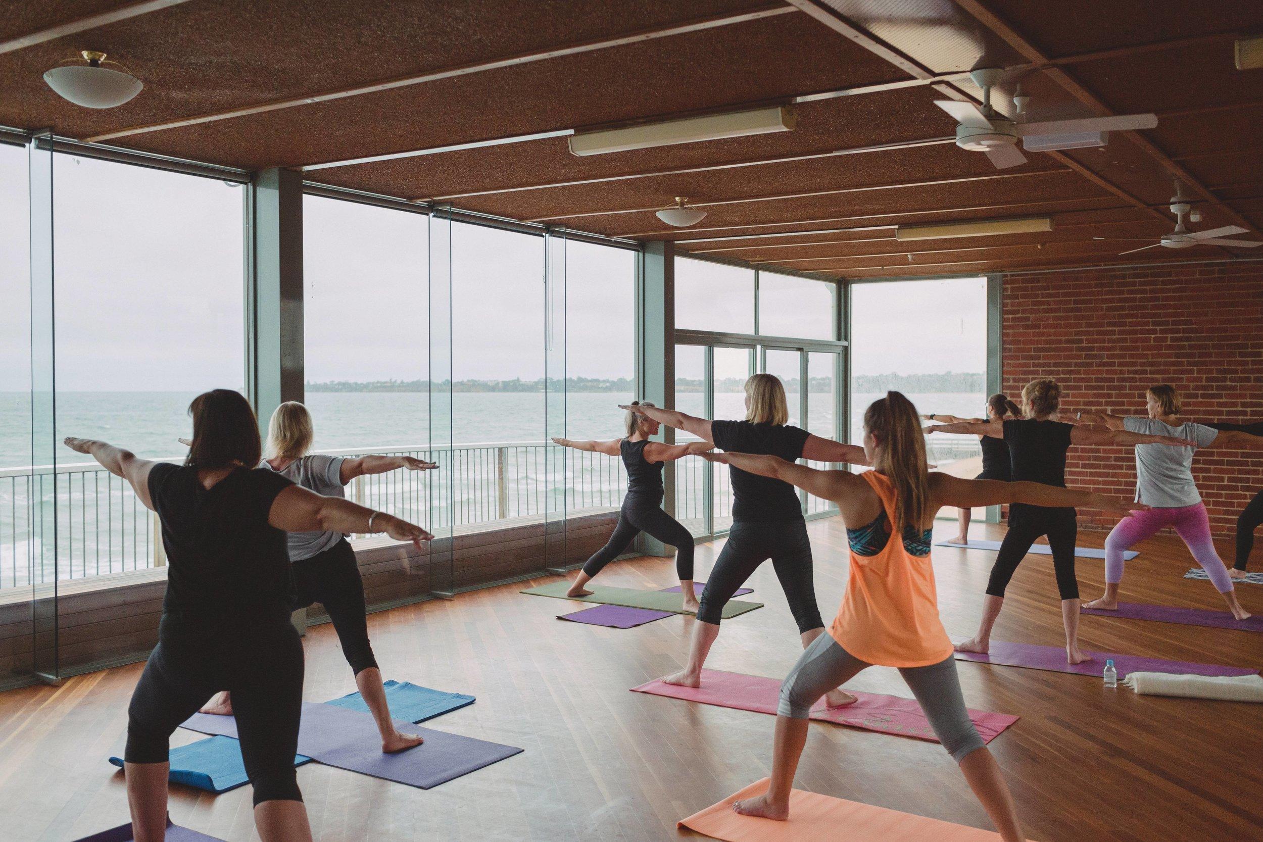 Yoga Classes -