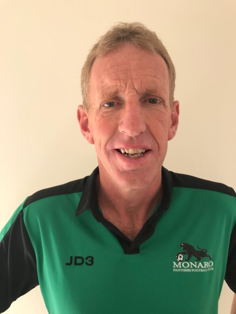 - Jim Baxter (Assistant Firsts Coach) with 17 years playing in the ACT National Premier League, including Monaro's last grand final win in 1999,two seasons with the Canberra Cosmos in the old National League and 7 years coaching Monaro teams at the NPL level. Jim brings a wide range of experience and knowledge to the club and likes to encourage and mentor players to realise their potential.