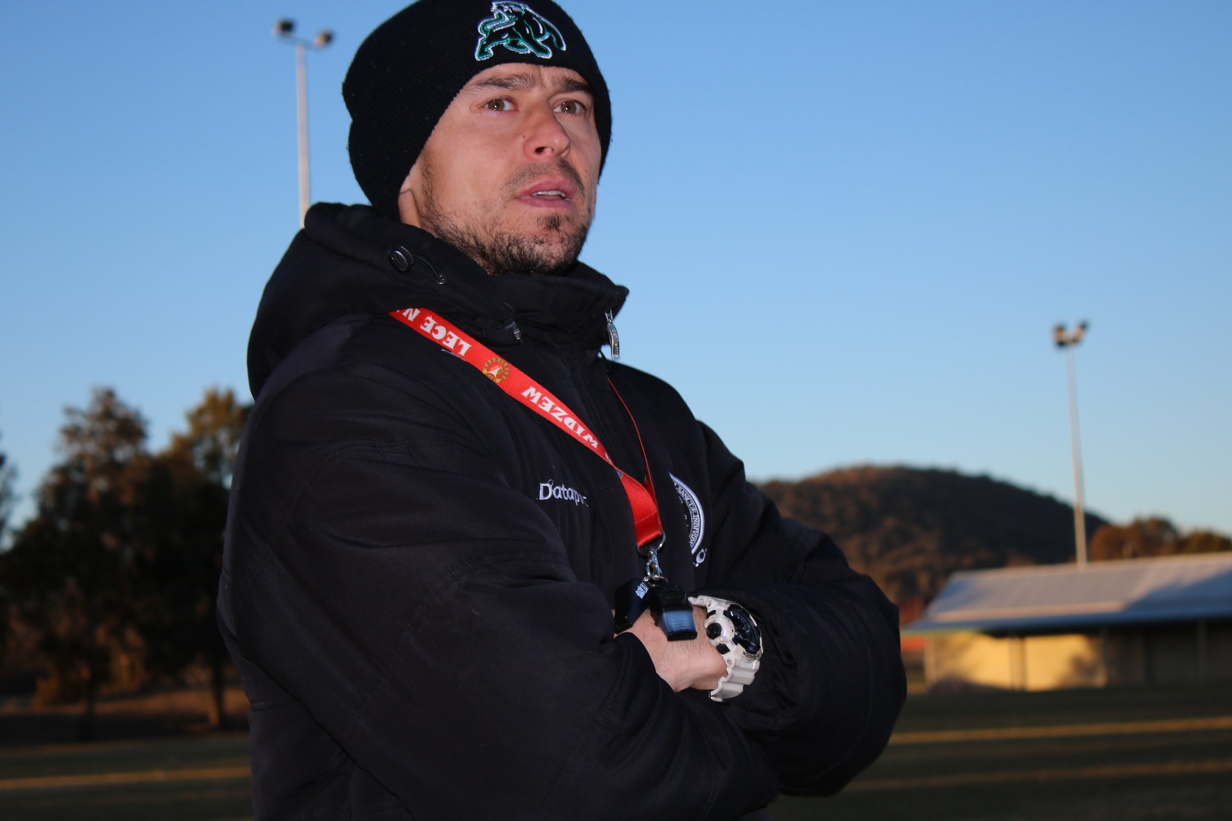 Adam Firych - Technical Director