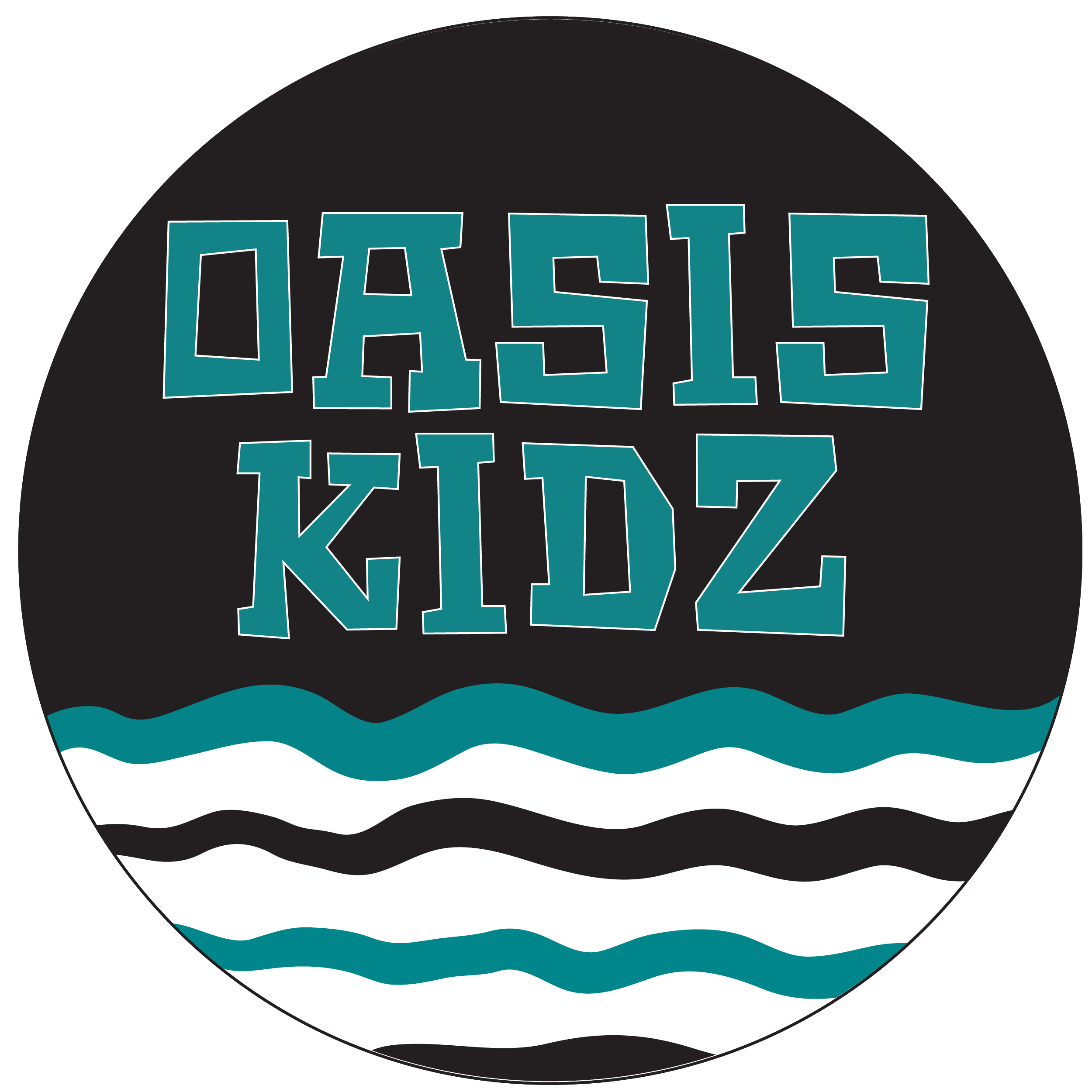 Nursery - 5th Grade - At Oasis Church, we seek for your kids to enjoy church and seek to make it fun and creative so they can enjoy every moment learning about Jesus.Oasis Kidz meets each Sunday at both the 9:30 & 11am services.