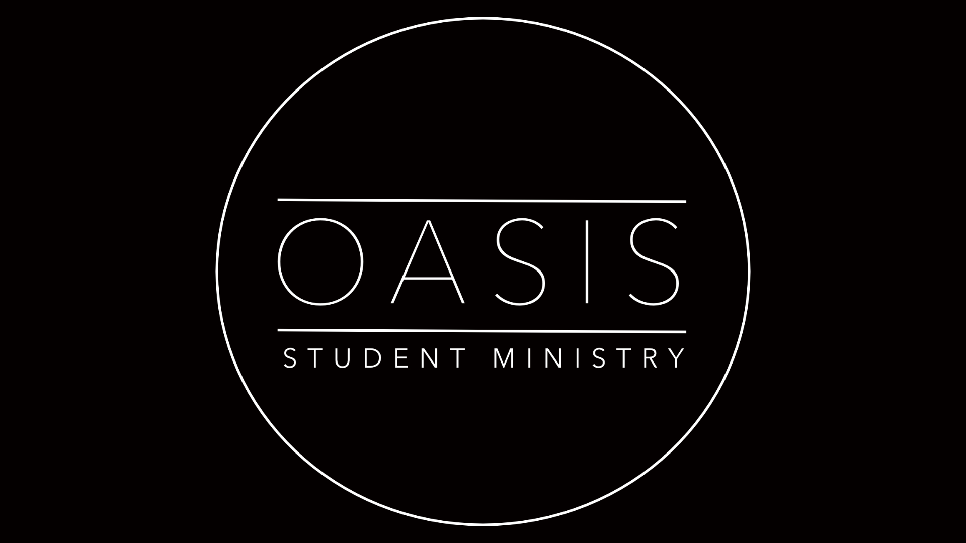 6th - 12th grade - The main event for your Middle & High School youth is called