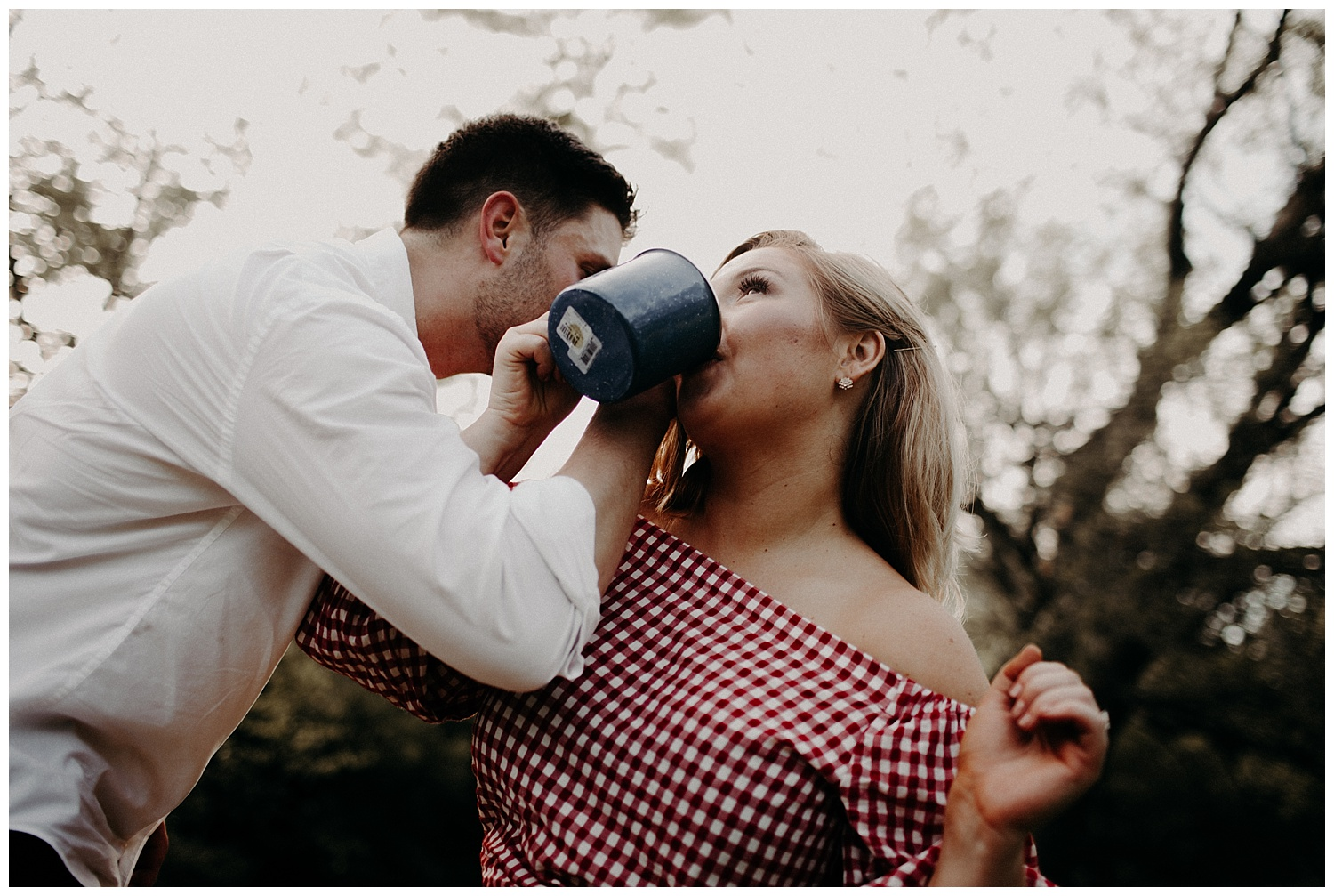 Lindsay and Alex - Adventure Engagement Session