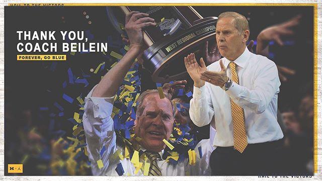 It was a good run! How do you think our team will be without him? 〽️🏀