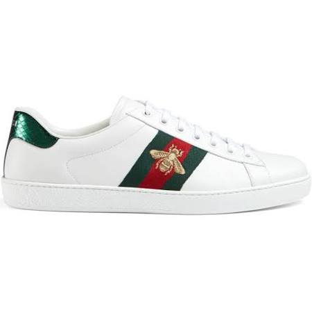 Gucci Ace Embroidered Sneaker - Splurge option #1