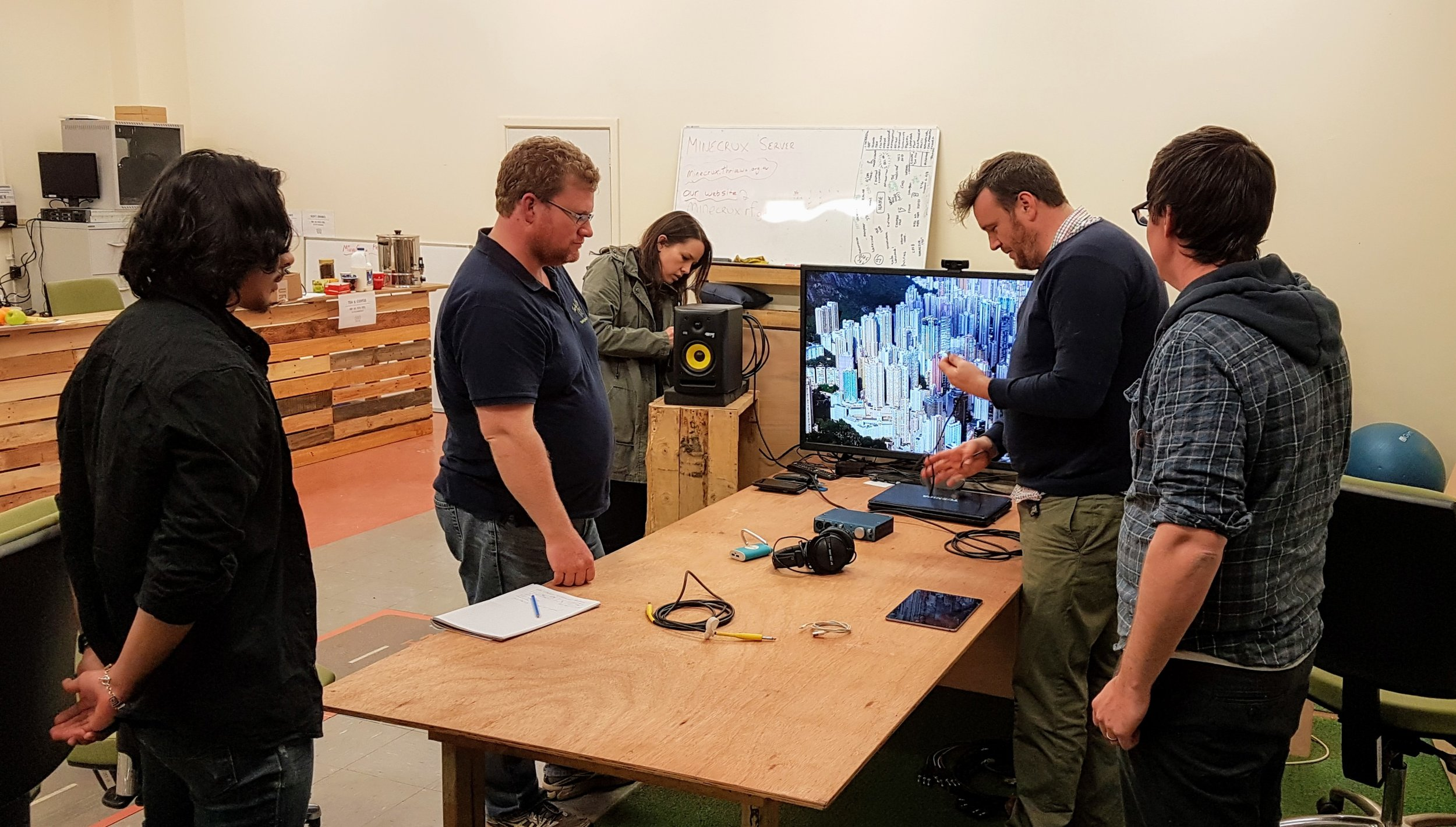 Basic Recording workshop