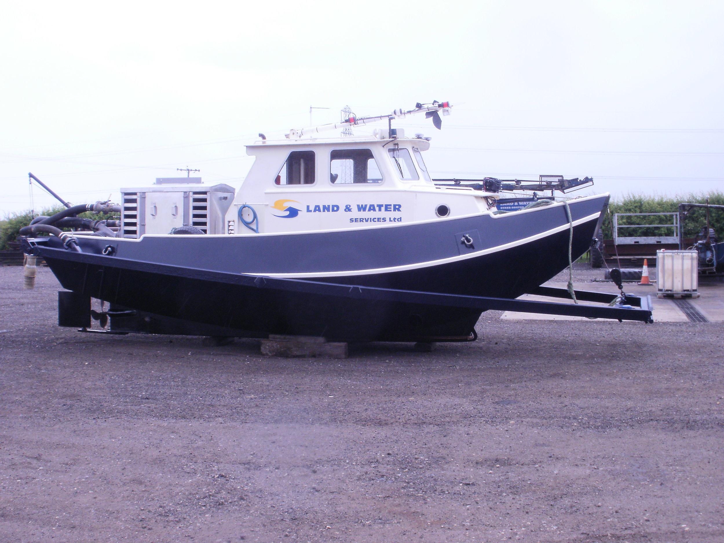 Specialist marine modifications