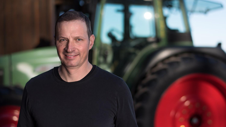 Christian Müller Thayngen Landwirtschaftsbetrieb Energie Biogasanlage Meisterlandwirt Energiewirt