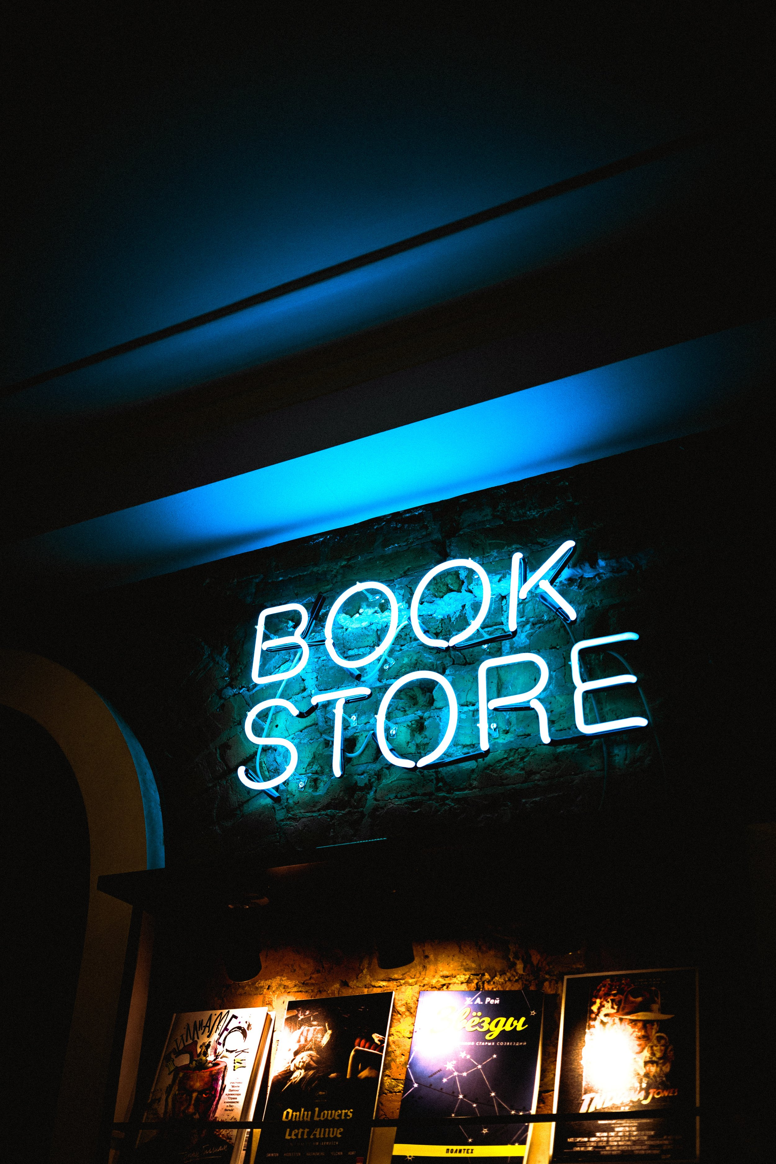 Why you need to hang out in bookshops if you want to write a book