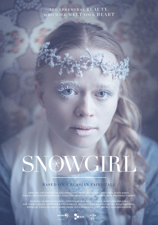 Snegurochka film poster