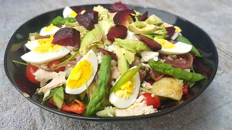 12. Eat Healthy