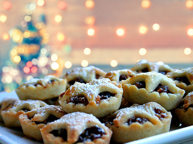 Enjoy healthy mince pies this Christmas