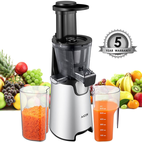 slow juicer for easy health