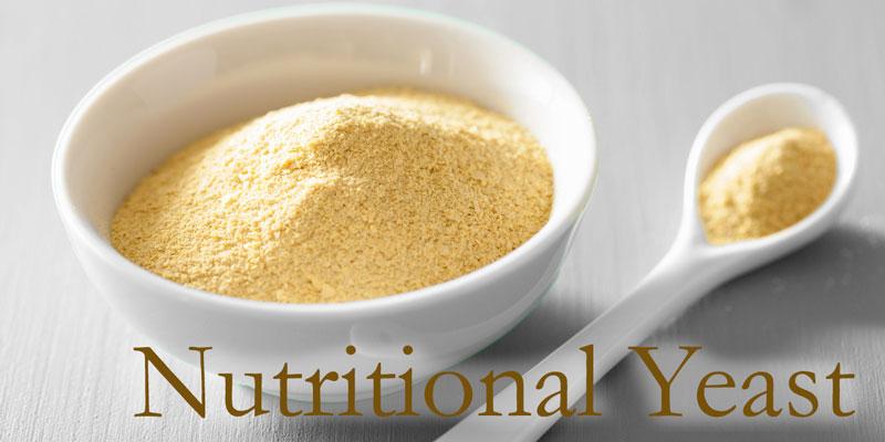 9. Nutritional Yeast