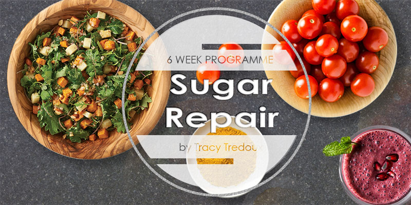 - Are you serious about cutting the sugar? My new 6-week programme will help you build a new, healthier lifestyle that will have you looking and feeling your very best. You can find out more on my programmes page.