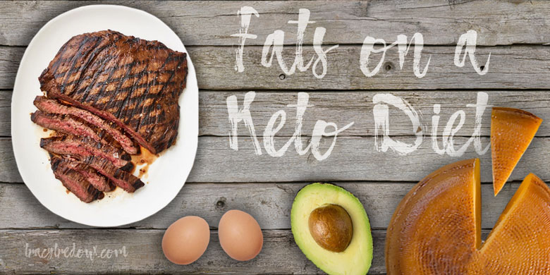 tracy tredoux nuritional therapist gives some advice on what fats to eat on a keto diet