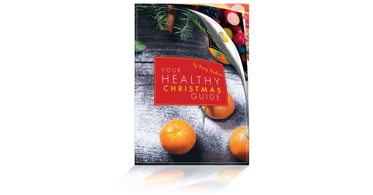 Healthy Christmas Guide - This recipe is taken from my free Healthy Christmas Guide. Click on the image to download your copy now!