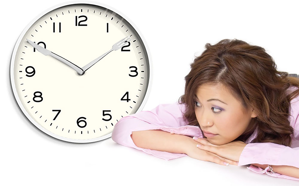 nutritional therapy advice: don't watch the clock when you are trying to follow this healthy eating plan