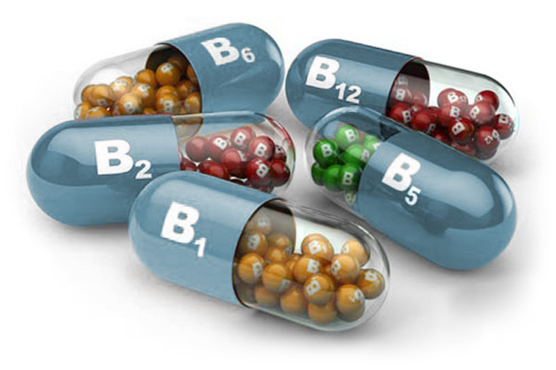 vitamin b capsules