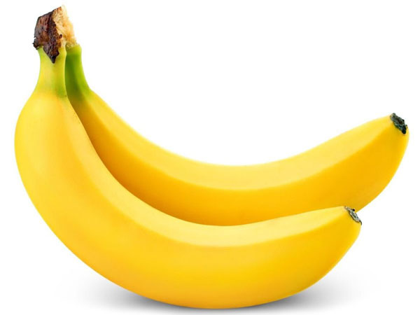 bananas are a good source of triptophan which aids in sleep