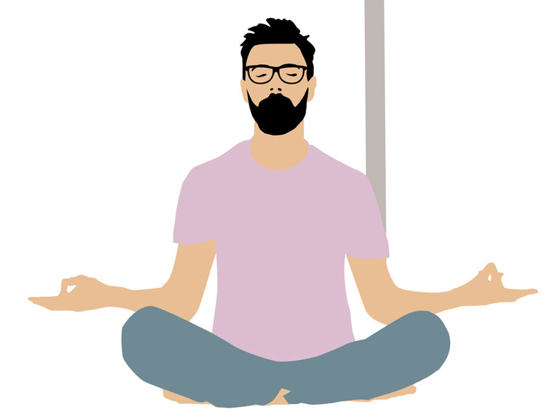 meditation can be a very effective way to manage stress