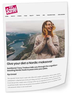 Nordic Diet..