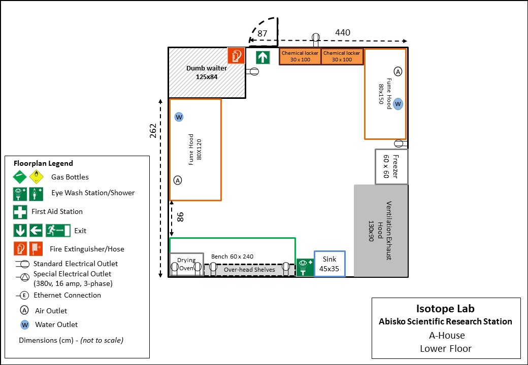 ANS Laboratory Map Isotope Lab.JPG