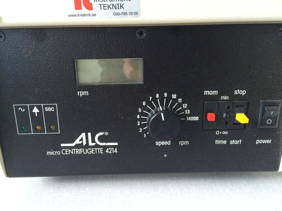 ALC Centrifuge 4214_02.JPG