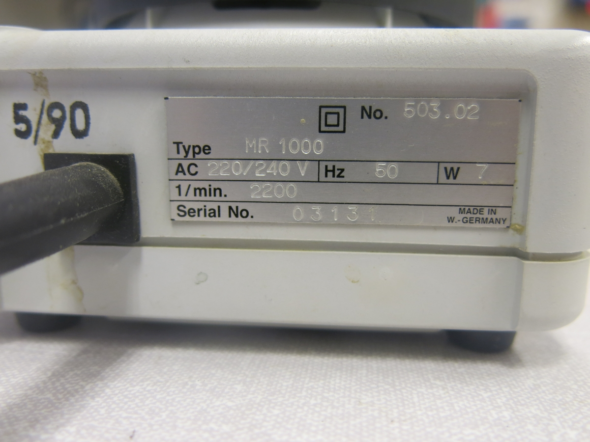 Heidolph MR 1000_02.JPG