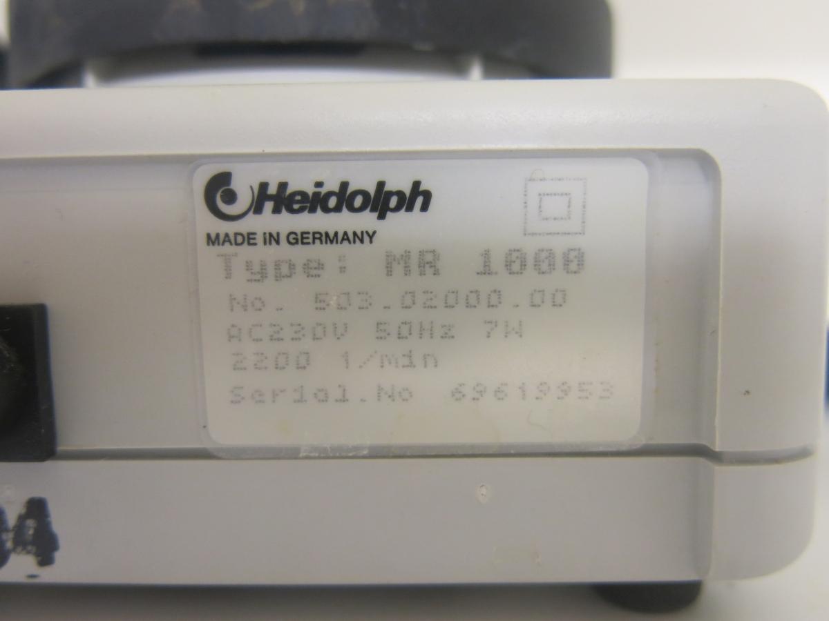 Heidolph MR 1000_03.JPG