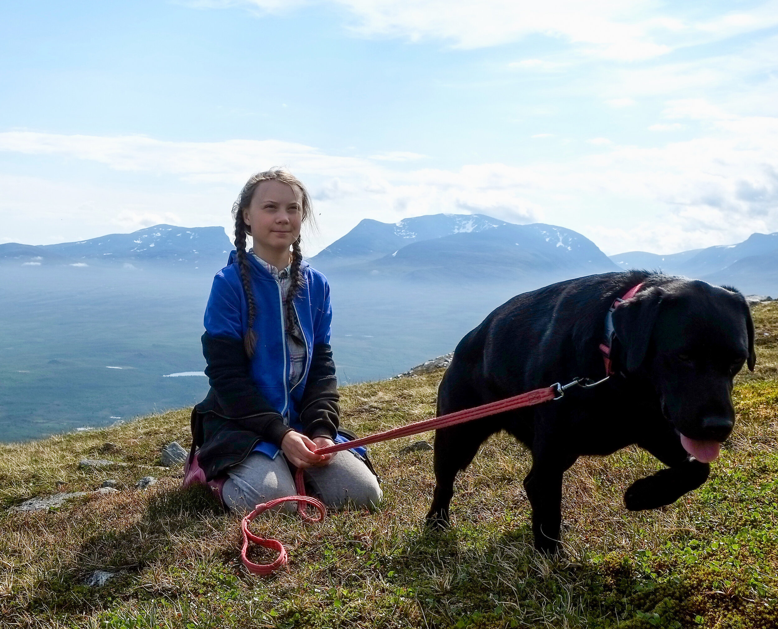 Greta Thunberg Named One of Nature's 10 People That Mattered in 2019 —  Climate Impacts Research Centre