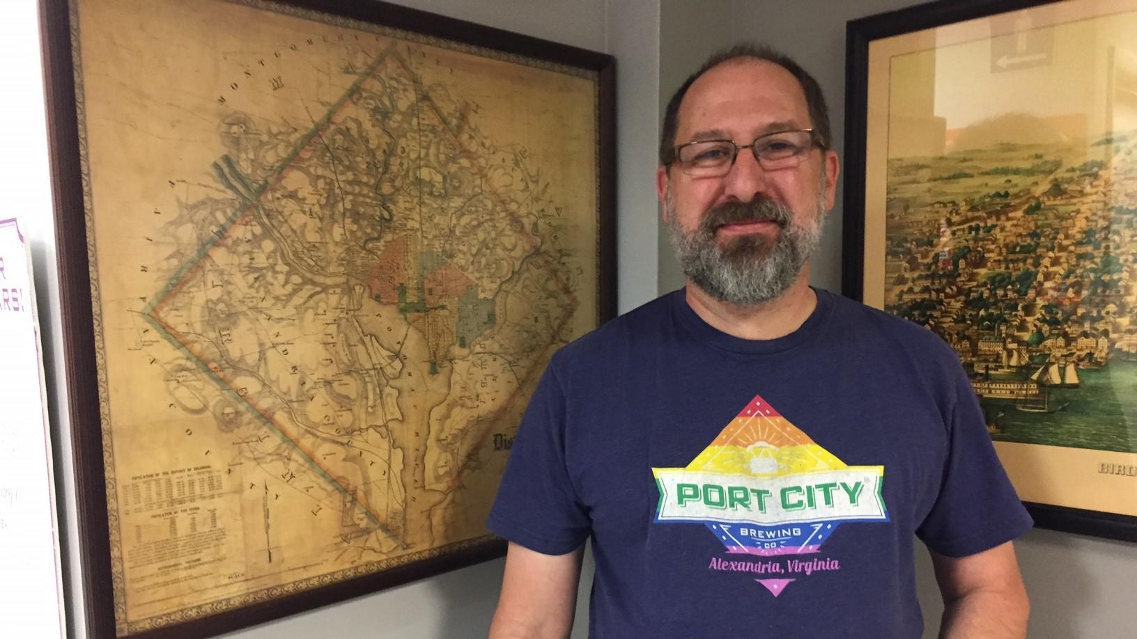 Port City's Jonathan Reeves.