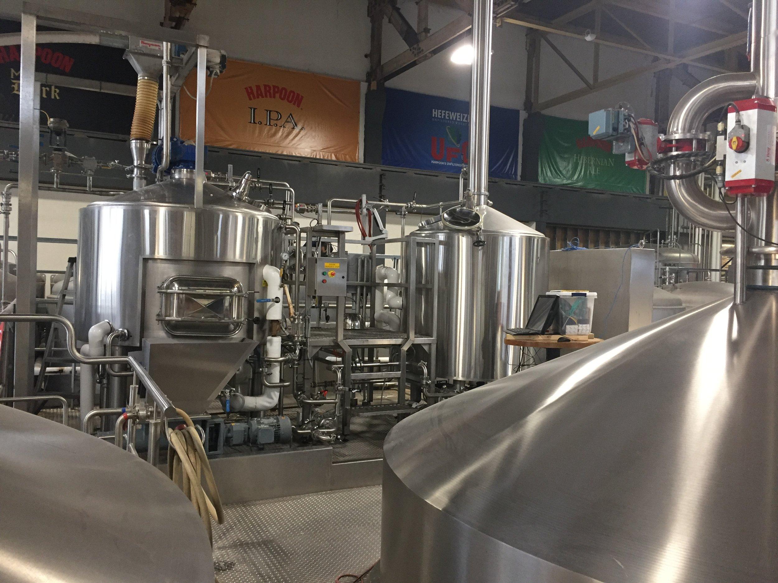 10-barrel brewery