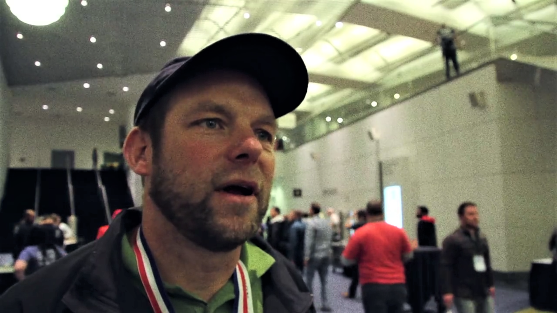 Ommegang's Phil Leinhart at GABF in 2013. Source:   Vimeo