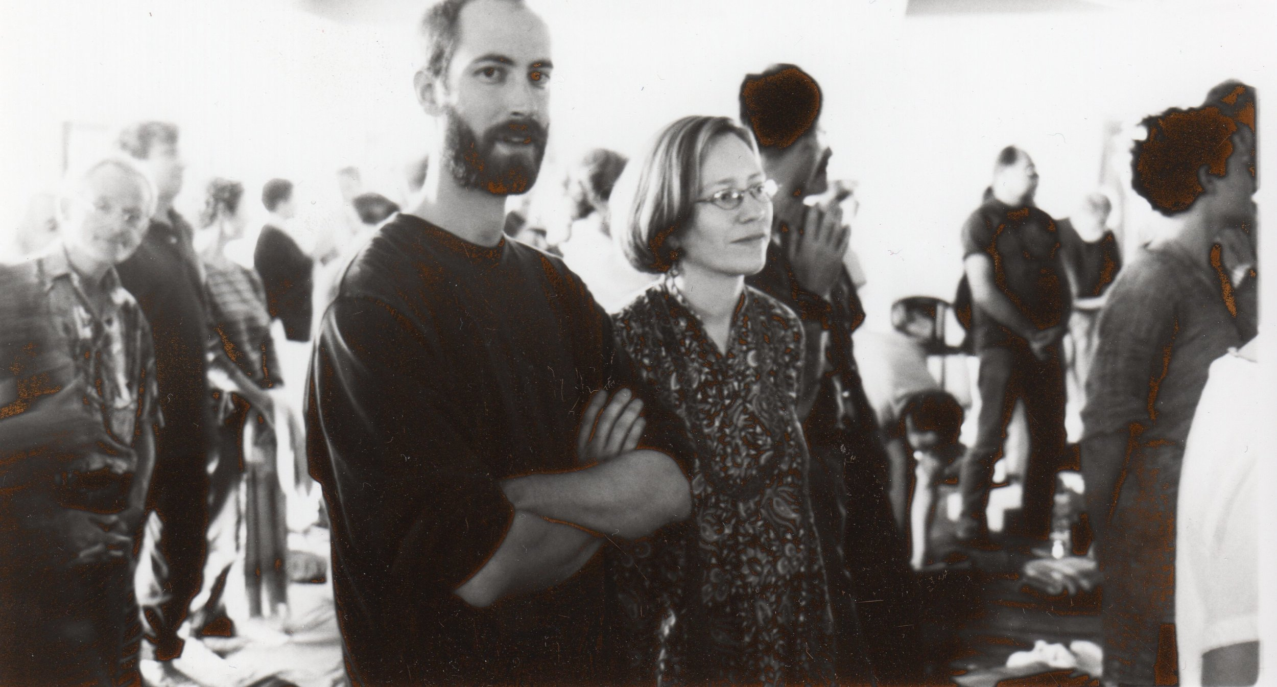 With Sally, 1999.