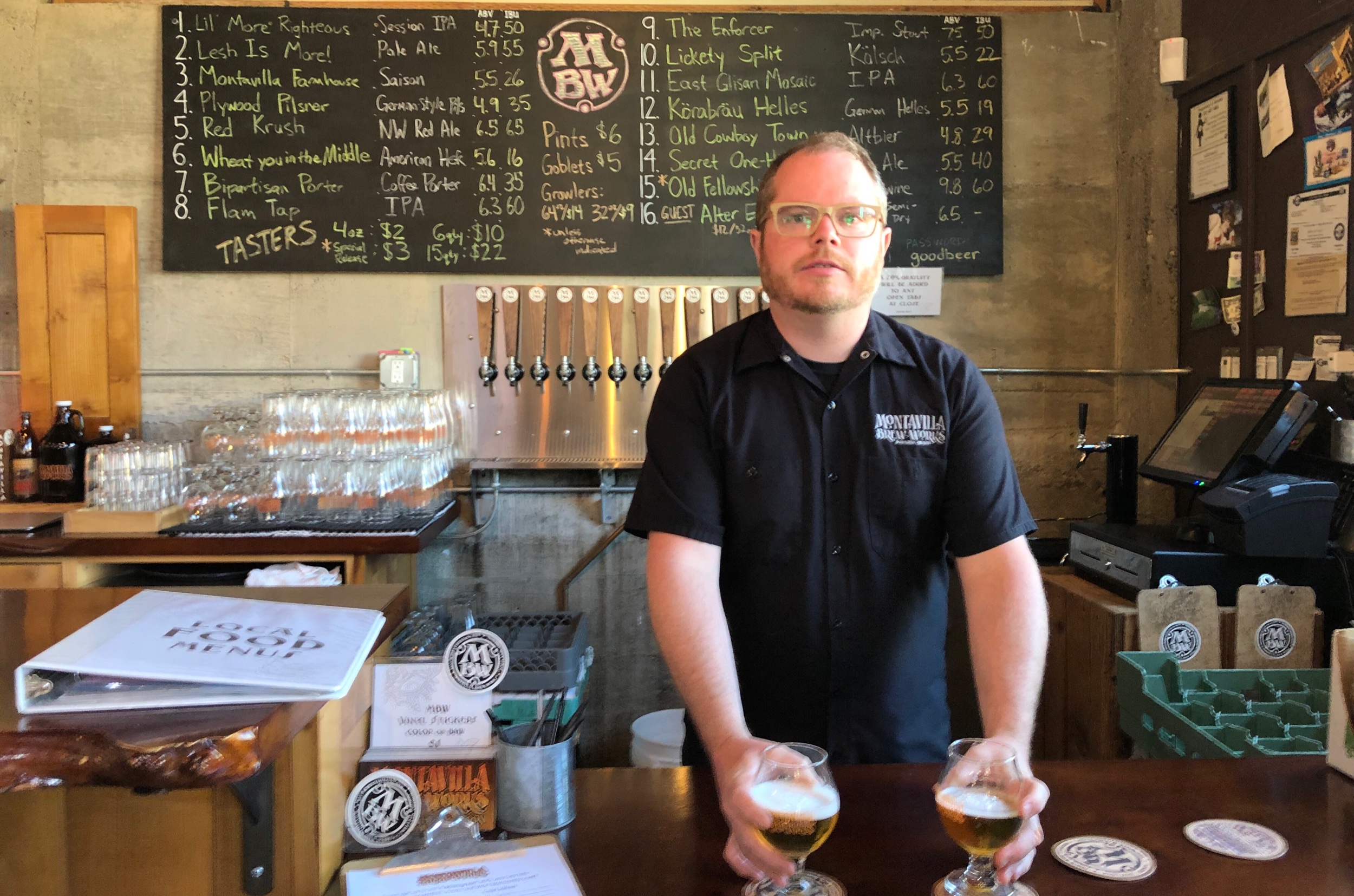 Montavilla Beer Works (Portland)