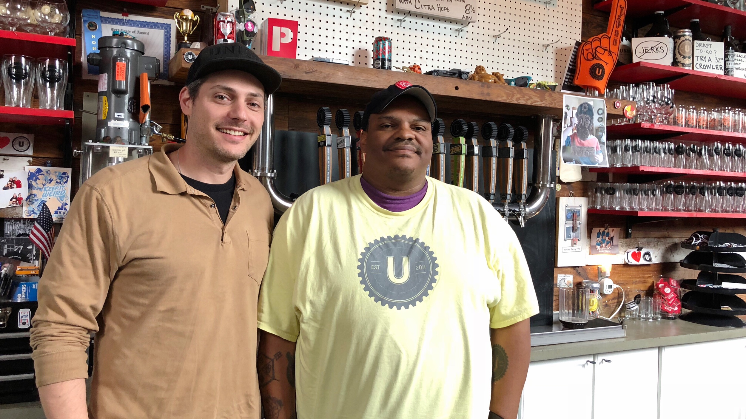 Union Craft Brewing (Baltimore)