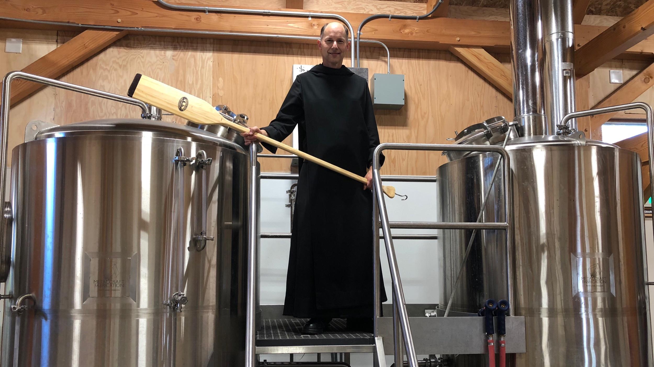 Benedictine Brewery (Mt Angel, Oregon)