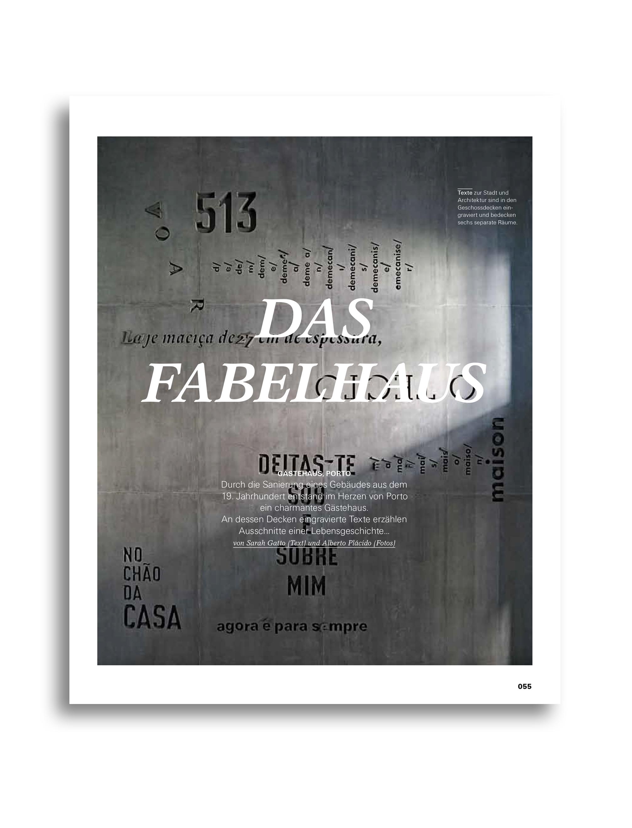MODULOR 0811 I Das Fabelhaus