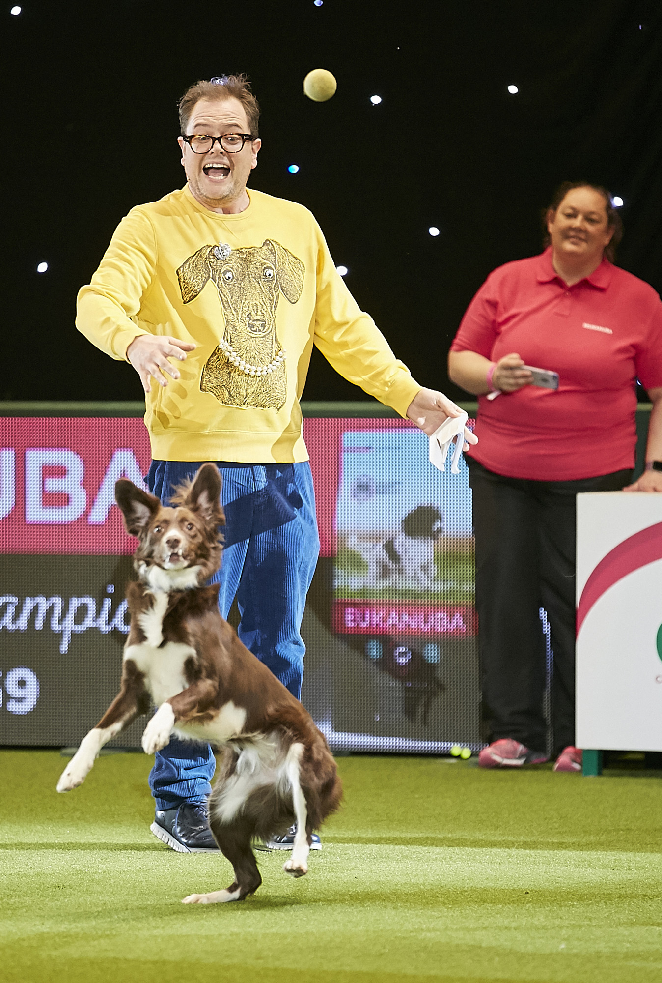 Crufts is the world's greatest dog show and this year will see more than 21,000 healthy, happy dogs competing for the coveted 'Best in Show' title as well as taking part in the many other competitions that take place at the show, from Agility and Flyball to the hero dog competition Eukanuba Friends for Life and Scruffts Family Crossbreed of the Year. Crufts 2018 runs from the 8th to the 11th March at the NEC, Birmingham.