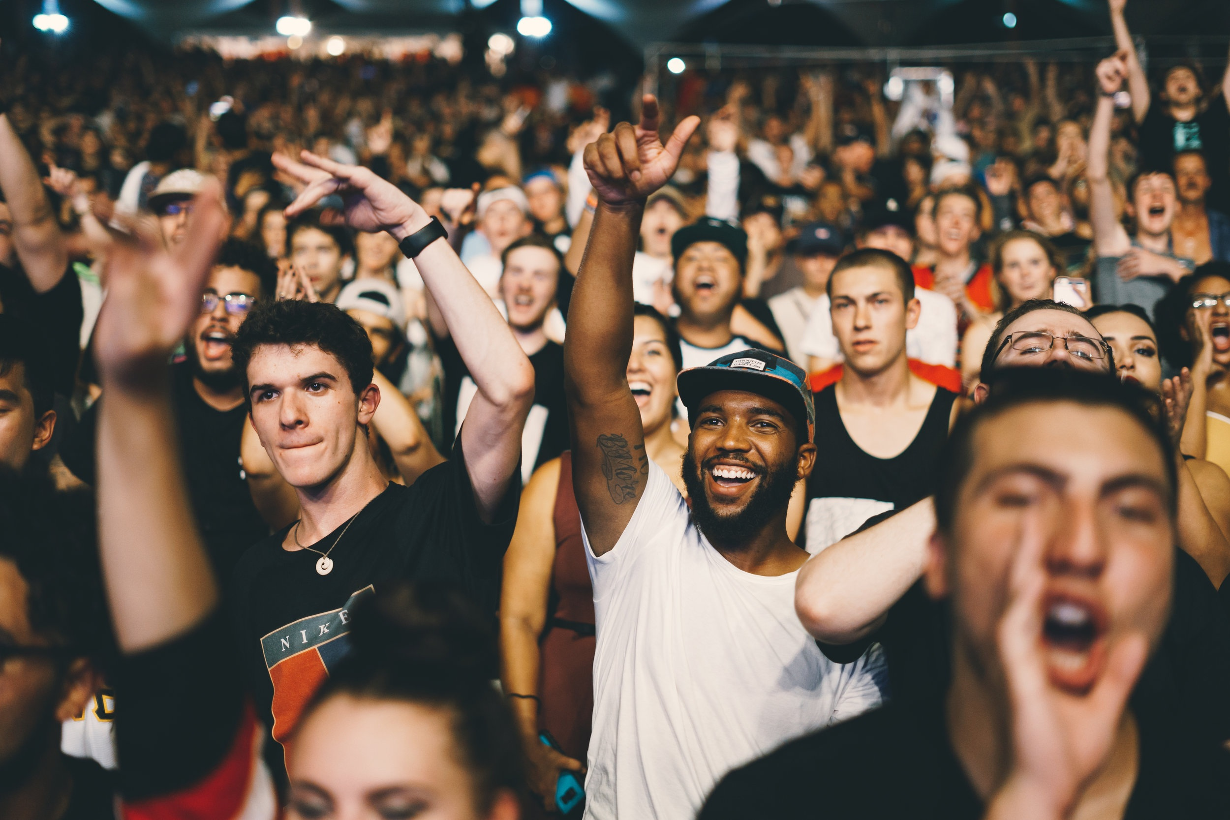Define your audience -